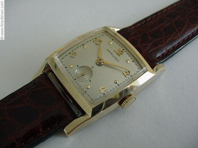 Hamilton Sawyer – Vintage-Hamilton-Wristwatches